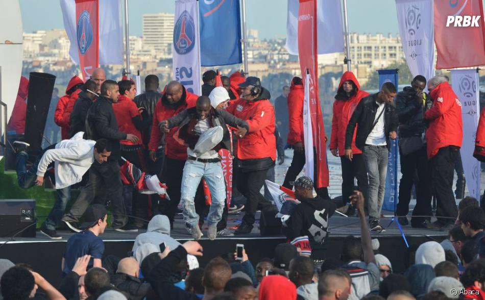 La fête du PSG a tourné au fiasco