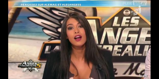 Ayem Nour était encore absente dans Le Mag de NRJ12.