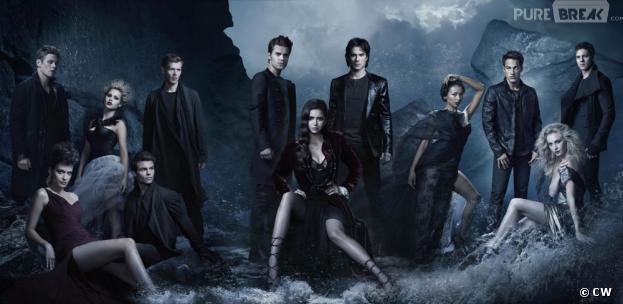 The Vampire Diaries ne change pas de jour de diffusion sur la CW