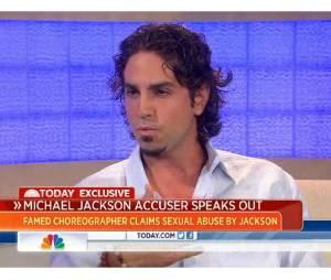 Wade Robson parle de Michael Jackson à la télévision américaine