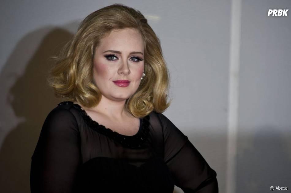 Adele figure dans de nombreux classements