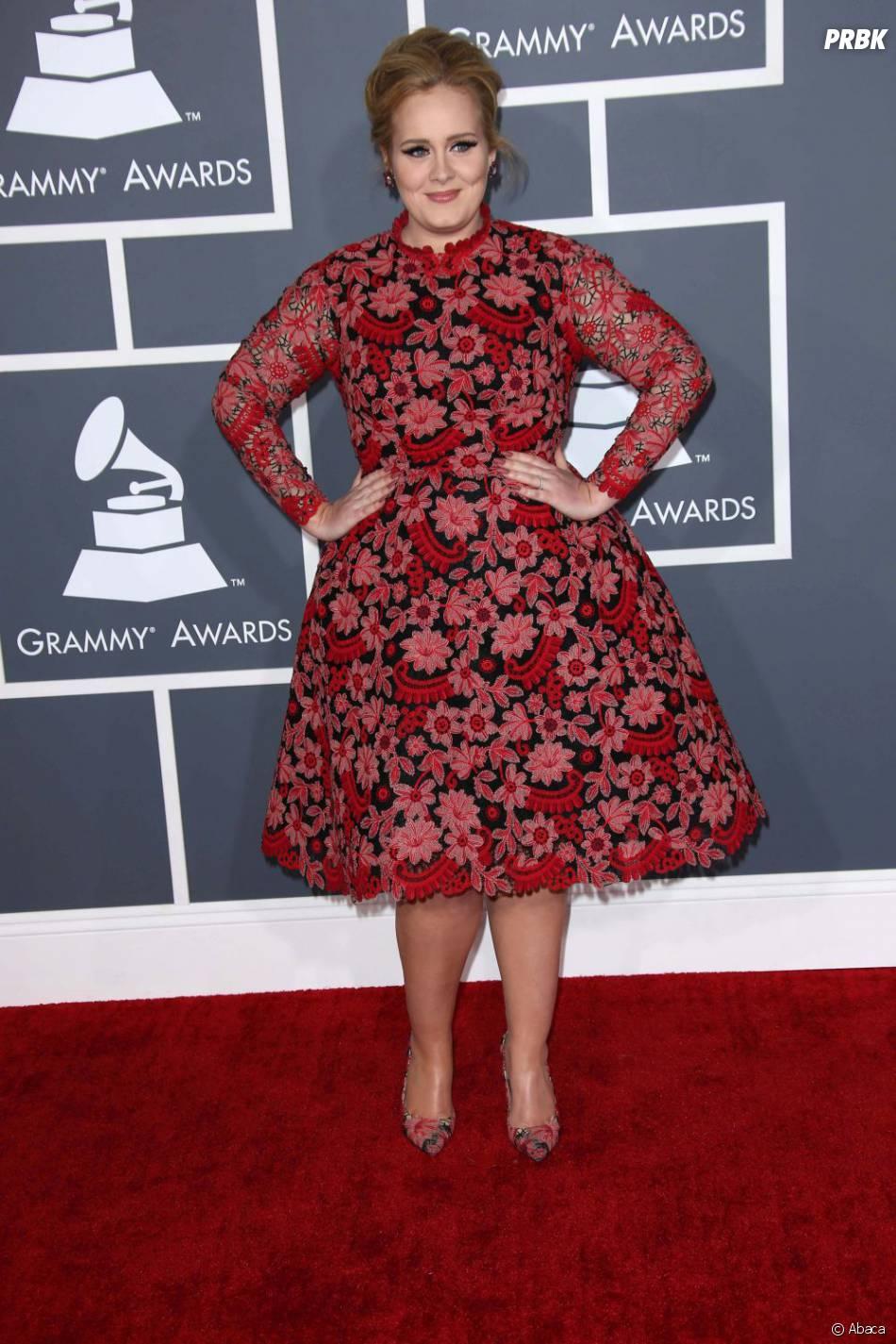 La voix d'Adele guérit tout