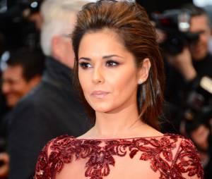 Cheryl Cole a tout bon avec sa robe transparente en dentelle