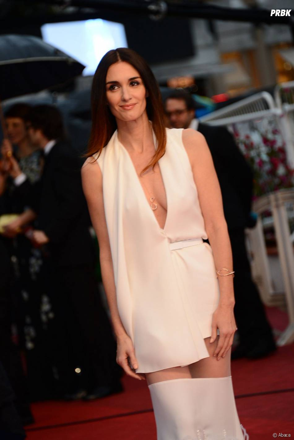 Paz Vega se la joue Jennifer Lawrence version SAG Awards