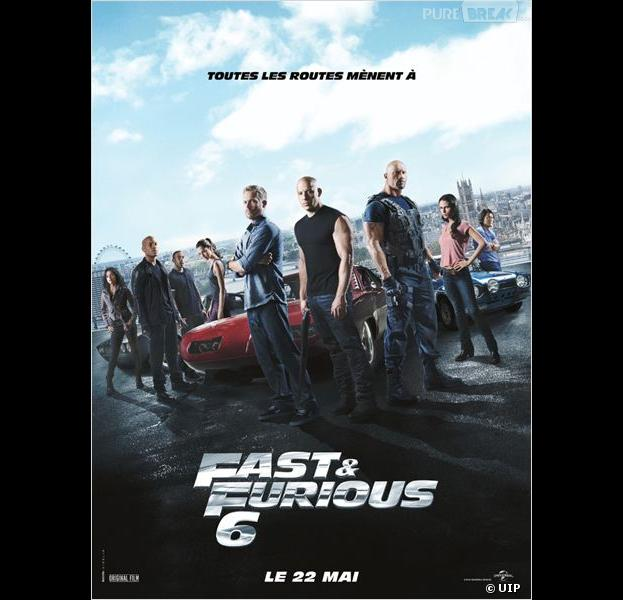 Fast and Furious 6 aura une suite