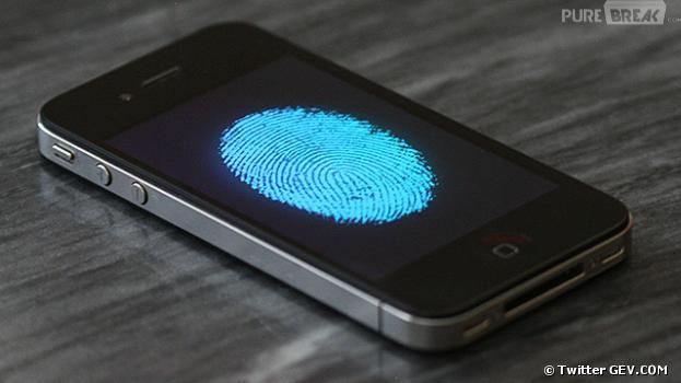 L'iPhone 5S pourrait être équipé d'un lecteur d'empreinte digitale