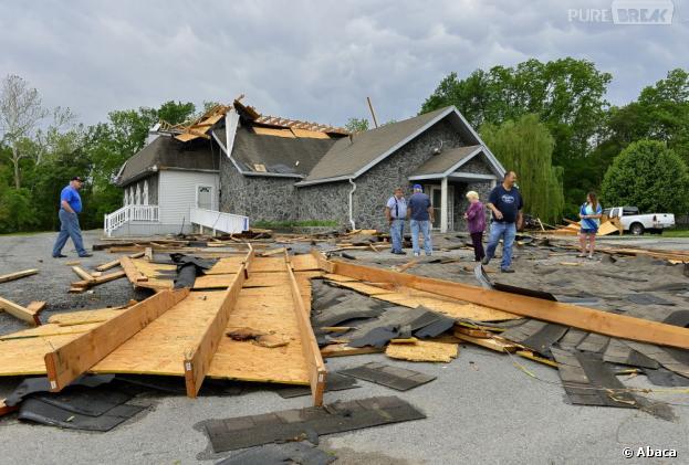 Une tornade à Oklahoma City fait au moins 91 morts et 145 blessés