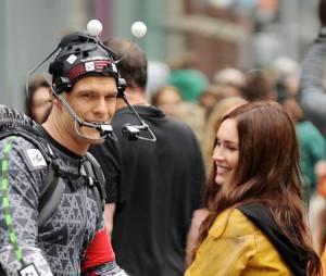 Le tournage s'annonce sympa pour Megan Fox et Alan Ritchson