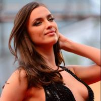 Irina Shayk décolletée et transparente : la bombe de Cristiano Ronaldo enflamme Cannes