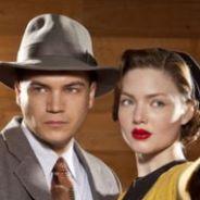 Bonnie and Clyde : Emile Hirsch et Holliday Grainger prennent la pose pour Lifetime
