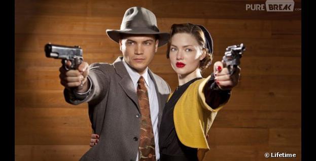 Emile Hirsch et Holliday Grainger sont Bonnie and Clyde