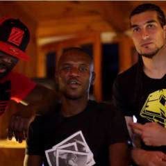 Eric Abidal rappeur ? Sefyu invite en studio le footballeur du FC Barcelone