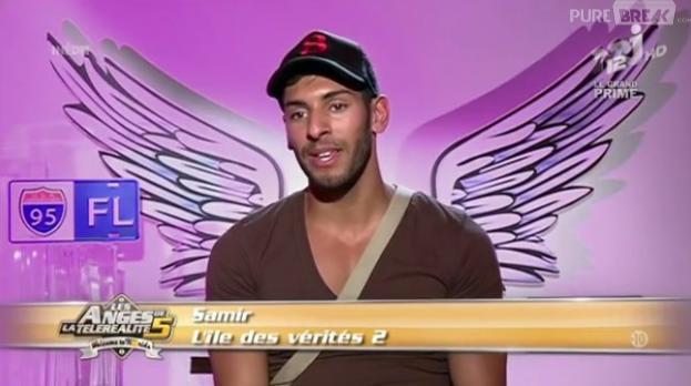 Samir, le roi de l'embrouille dans les Anges 5.