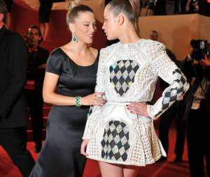 La Vie d'Adèle d'Abdellatif Kechiche, avec Léa Seydoux et Adèle Exarchopoulos, favori pour la Palme d'Or au Festival de Cannes 2013