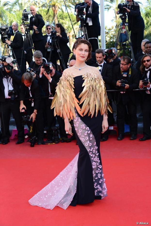 Laetitia Casta pour la cérémonie de clôture du Festival de Cannes 2013, le 26 mai