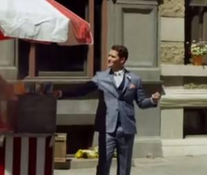 Matthew Morrison se met à l'ambiance Broadway pour son nouvel album