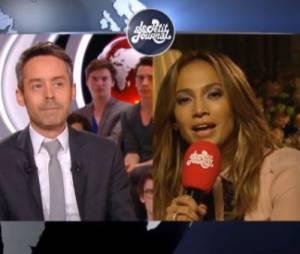 Le staff de Jennifer Lopez censure l'interview du Petit Journal de Yann Barthès
