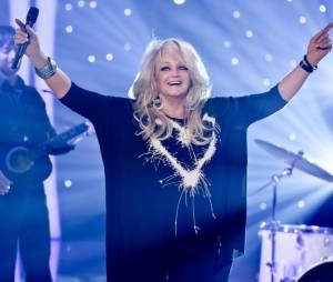 Bonnie Tyler a représenté le Royaume-Uni au concours de l'Eurovision 2013