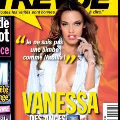 Vanessa (Les Anges 5) crache sur Nabilla en couverture d'Entrevue