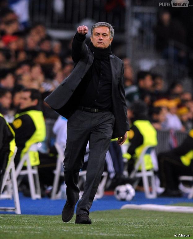 José Mourinho entraînera Chelsea en 2013/2014