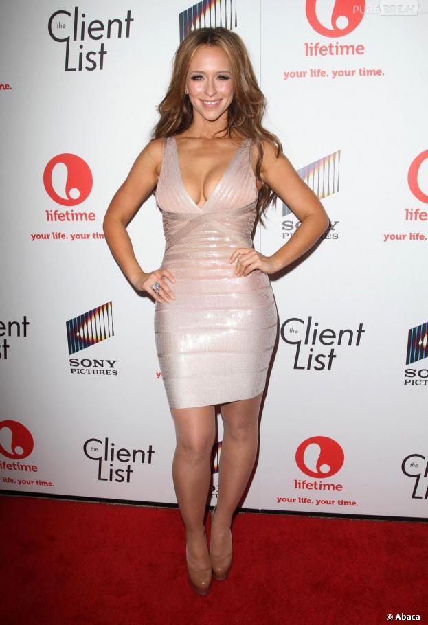 Jennifer Love Hewitt enceinte de son premier enfant