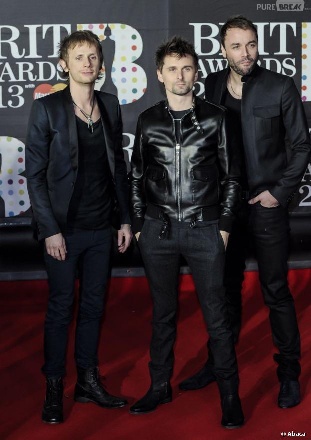 Muse pourrait collaborer au nouvel album de Johnny Hallyday