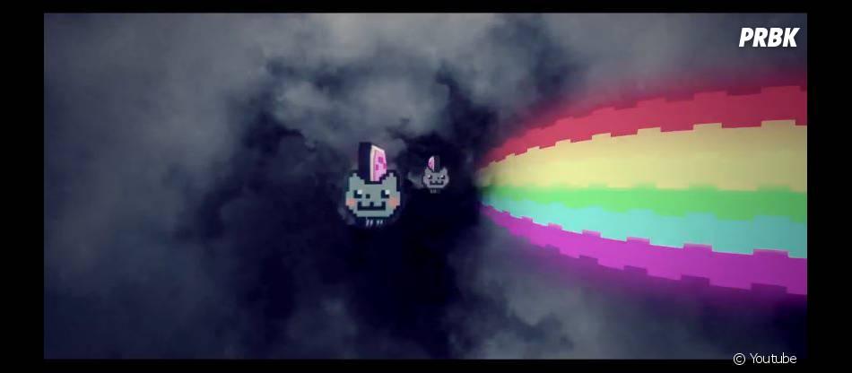 Mission 404, le court-métrage des comiques du web, met en scène Nyan Cat