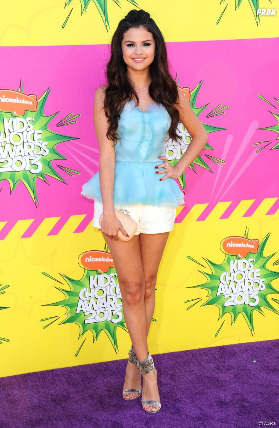 Selena Gomez, marre du comportement enfantin de Justin Bieber