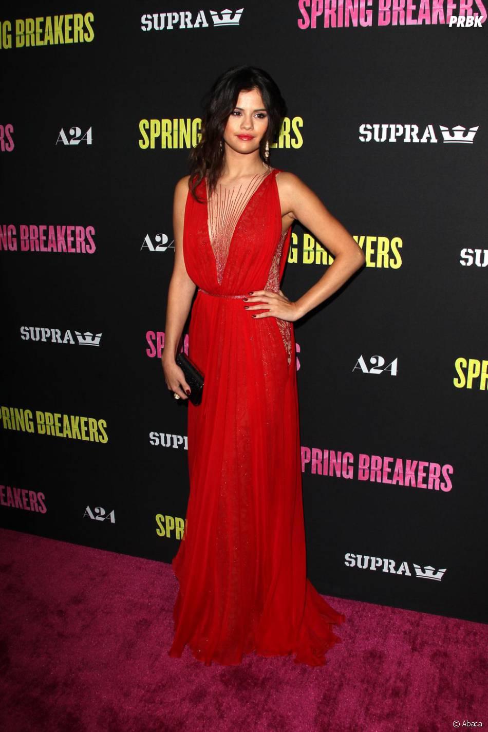 Selena Gomez ne veut plus avoir à faire à Justin Bieber