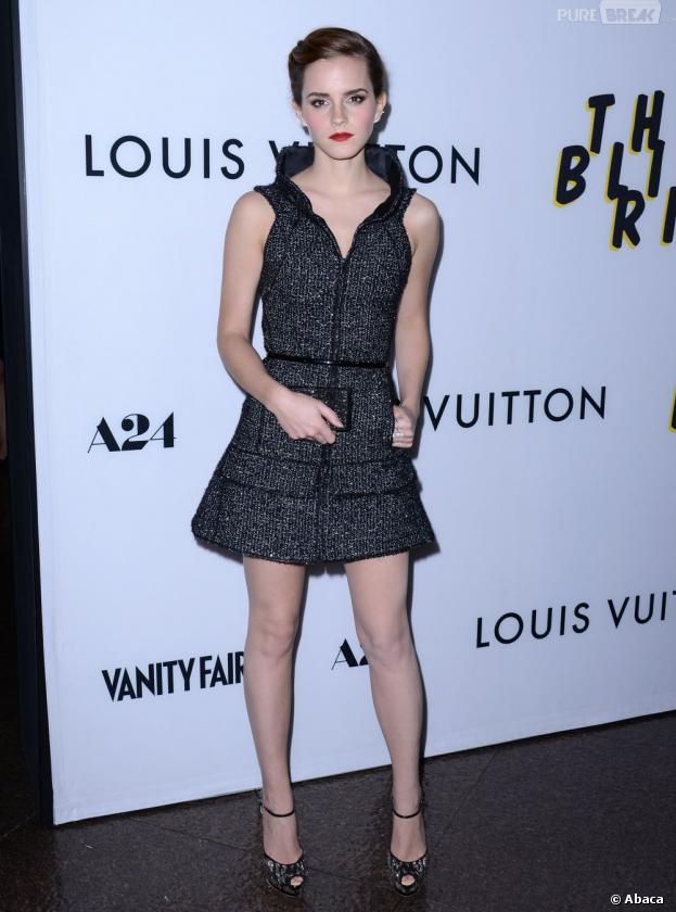 Emma Watson, glamour et sexy à l'avant-première de The Bling Ring à Los Angeles
