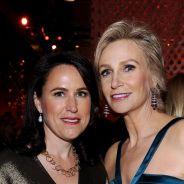 """Jane Lynch (Glee) : """"Lara et moi avons décidé de mettre fin à notre mariage"""""""