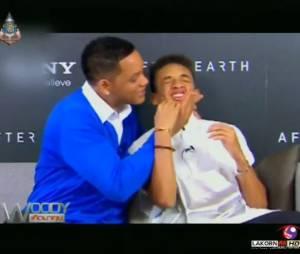 Will Smith fout la honte à Jaden Smith à la télévision thaïlandaise