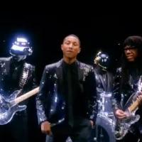 Get Lucky des Daft Punk, Blurred Lines de Robin Thicke... : les 10 tubes de l'été selon Shazam