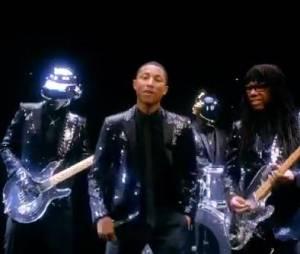 Get Lucky des Daft Punk sera LE tube de l'été selon Shazam