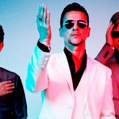 Depeche Mode en concert en France