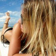 Justine (L'amour est dans le pré) : come-back en bikini sur Twitter