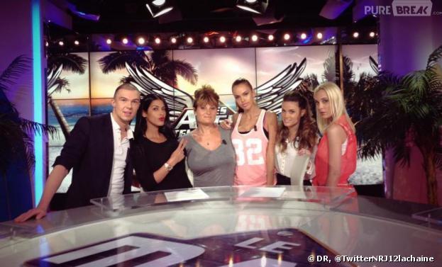 Les Anges 5, le Mag : Vanessa Lawrens et Frédérique invitées sur NRJ12.