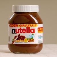 Nutella : des pots personnalisés avec son prénom !