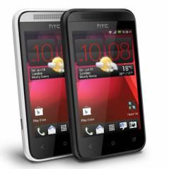 HTC Desire 200 : le smartphone low cost avec système Beats Audio