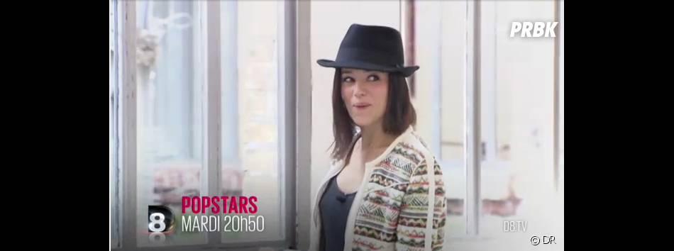 Alizée débarque dans Popstars 2013
