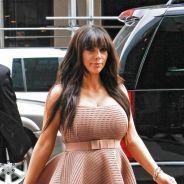 Kim Kardashian maman comme les autres : privée de sa chambre de luxe