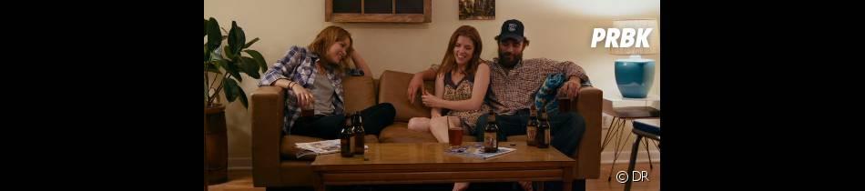 Drinking Buddies : Olivia Wilde et Jack Johnson amoureux dans le film