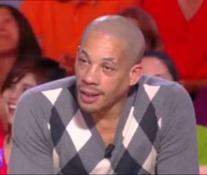 Joey Starr face à Jean-Luc Lemoine dans Touche pas à mon poste sur D8 le 20 juin 2013