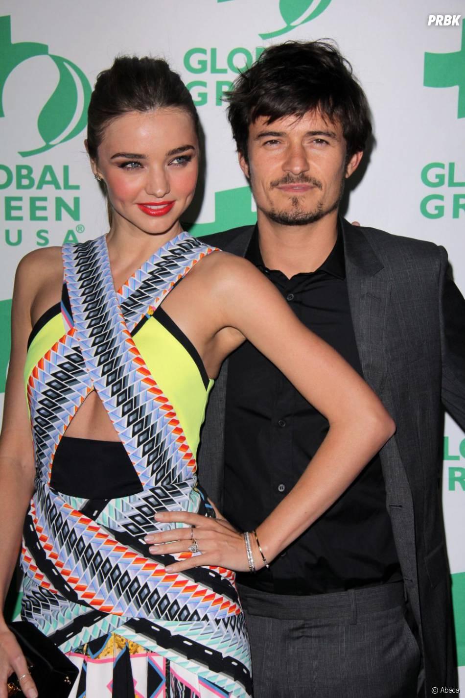 Miranda Kerr est mariée à Orlando Bloom depuis 2010