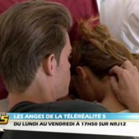 """Les Anges de la télé-réalité 5 : départ d'un candidat """"mystère"""", Vanessa en larmes"""