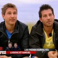Ludovic et Samuel (Pekin Express 2013) : les frères survoltés déjà gagnants sur Twitter pour la finale des Champions
