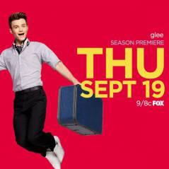 Glee saison 5 : premier poster avec Kurt