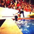 Intervilles 2013 : une vachette tombe à l'eau