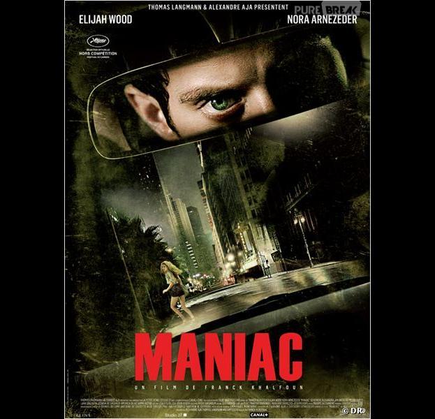 Maniac, l'affiche