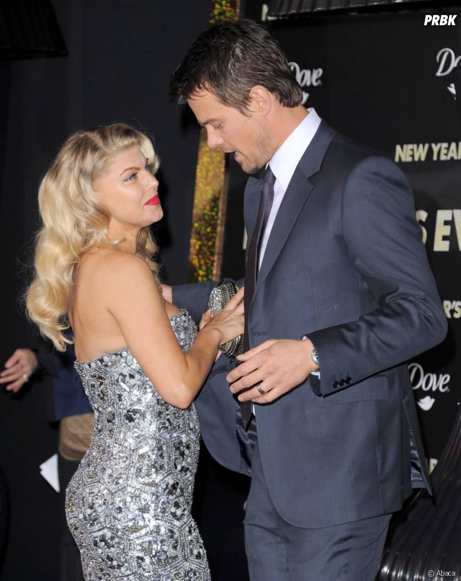 Josh Duhamel et Fergie attendent leur premier enfant pour l'été 2013